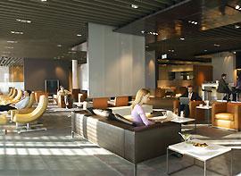 Lufthansa First Class Lounge, авиокомпания Lufthansa