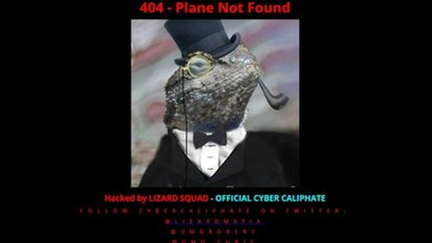Malaysia Airlines Hacked